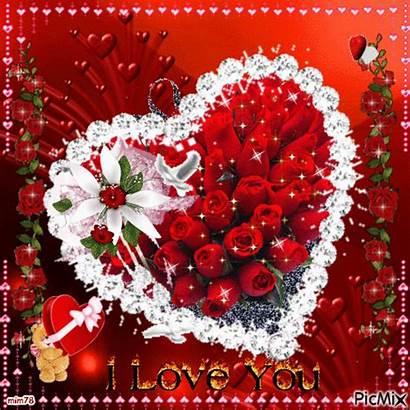 Roses Flowers Picmix Et Coeur Rose Bouquet