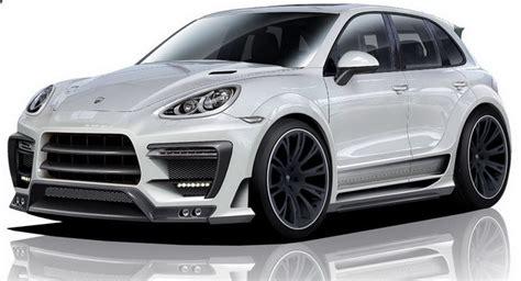 Modifikasi Porsche Cayenne by Porsche New Cayenne Putih Ceper Trend Otomotif Terbaru
