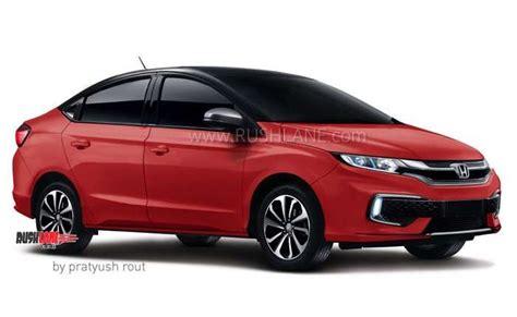 Honda City 2020 by Gambar Intip Honda City 2020 Diuji Di Thailand Careta
