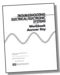Troubleshooting Electrical Electronic Systems