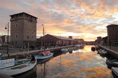 cervias canal harbour cervia