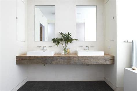 Decorpad Modern Bathroom by Reclaimed Wood Vanity Modern Bathroom Bhg