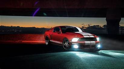 Gt500 Shelby Mustang Ford Wallpapers 1366