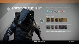Xur Location And Inventory For November 28 29 VG247