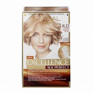 L Oreal Excellence Age Perfect Colour Chart L 39 Oreal Excellence Age Perfect Hair Color 8 32 Pure Pearl