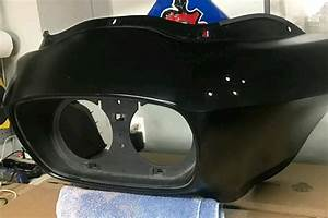 2010 Road Glide Outer Fairing