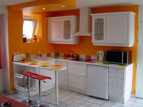 at some point in time i will posses an orange kitchen