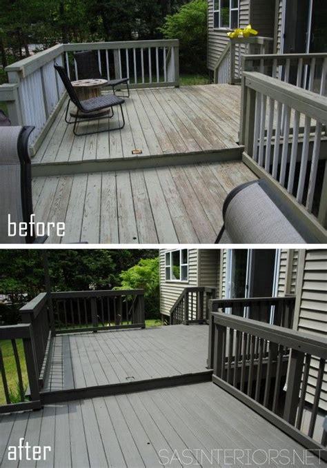 stain  wood deck    wood deck