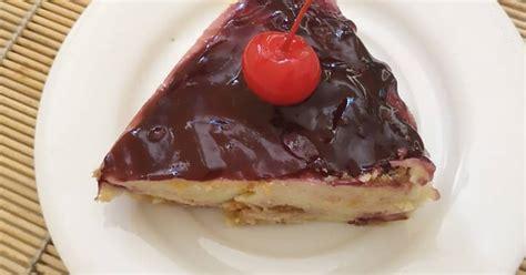 3 butir telur 100 g gula pasir 1/2 sdt cake emulsifier bahan ii:(aduk. 25 resep cheesecake breadtalk enak dan sederhana - Cookpad
