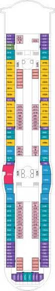 Navigator Of The Seas Deck Plan 7 by Deck Plan M S Navigator Of The Seas On Screen