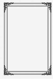 Picture Frame Vector Free Download, Border Frame, Shading ...