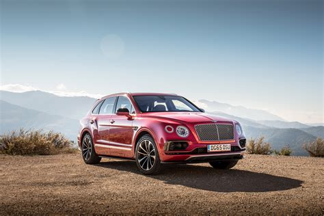 Surging Demand For $230k Bentayga Has Bentley Mulling More