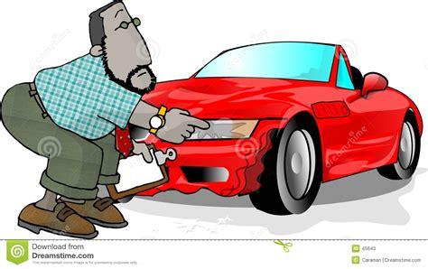 animated wrecked wrecked car stock photos image 45643