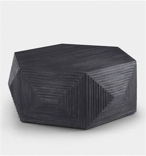 Ethiopian naturally processed coffees are among the most flavorful and exotic in the world. Inkwell Hexagon Coffee Table | I.O. Metro - I.O. Metro Furniture, Art & Accessories (With images ...