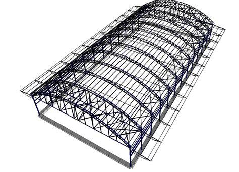 Progetto Capannone Acciaio by Atorino Studio Tecnico Per La Progettazione