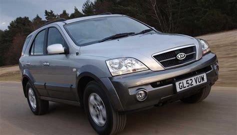 Kia Sorento 2003 Reviews by Used Kia Sorento Review 2003 2010 What Car