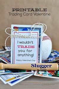 Free Printable Valentine Cards Baseball