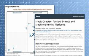 Solutions For Data Science At Enterprise Scale