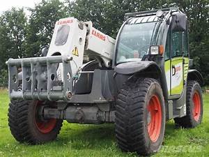 Used Claas Scorpion 7040 Telehandlers For Agriculture Year  2007 Price  Us  27 792 For Sale