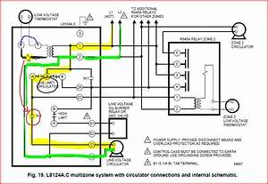 Honeywell L8124a Wiring Diagram