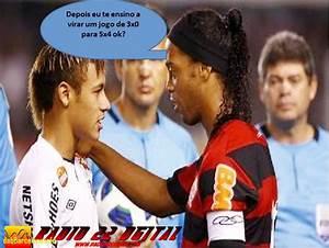 Awesome Cristiano Ronaldo Messi Ronaldinho Y Neymar Gst3 ...