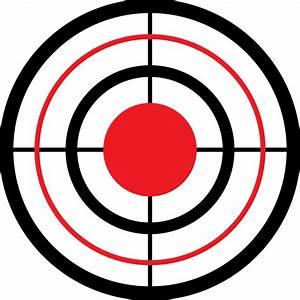 Bullseye target clipart best
