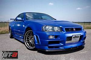 Paul Walker U2019s Nissan Skyline Gt