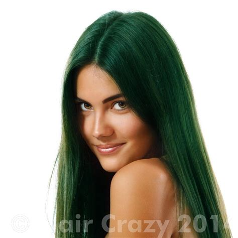 How To Stop Green Hair Dye Going Blue Pictures Included