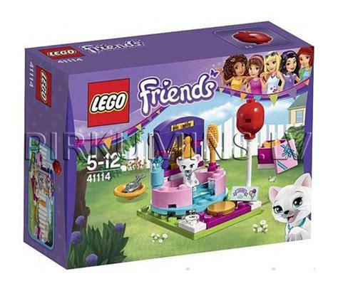 41114 LEGO® Friends Dzimšanas diena: Skaistumkopšanas ...