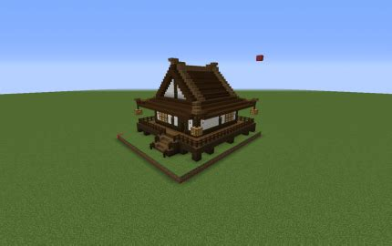 japanese style house standard creation