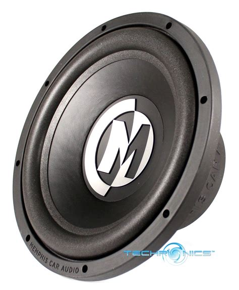 "MEMPHIS PR12S4V2 CAR 12"" AUDIO STEREO 500W POWER REFERENCE ..."