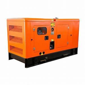 Silent Diesel Generator 24kva Single Phase  U2013 Ellies Electronics