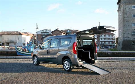 Fiat Doblò Maxi per Trasporto Disabili