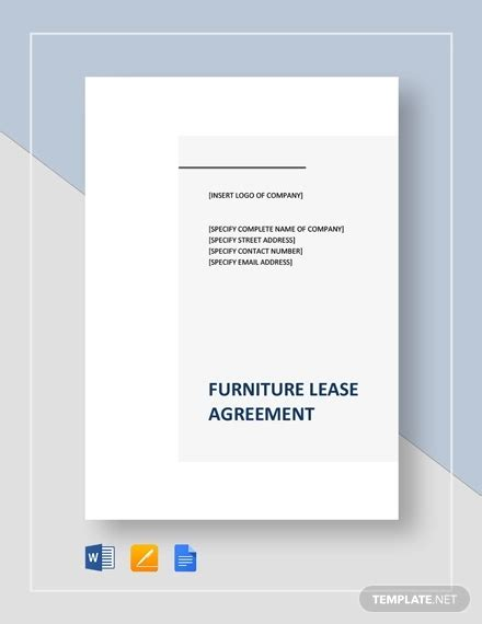 lease agreement templates  restaurant cafe