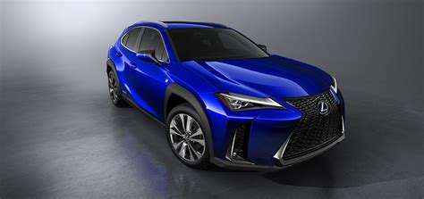 lexus ux top speed