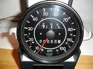 Purchase Volkswagen Beetle Speedometer Bug Speedo Oem