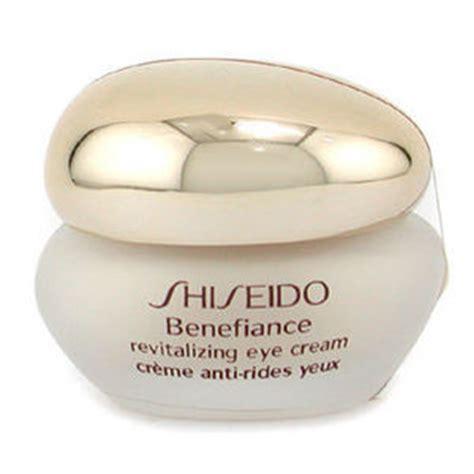 Shiseido Benefiance Revitilizing Eye Cream 730852180086