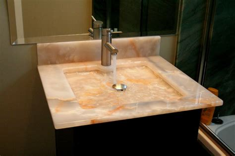 Onyx Sink-contemporary-bathroom-los Angeles-by