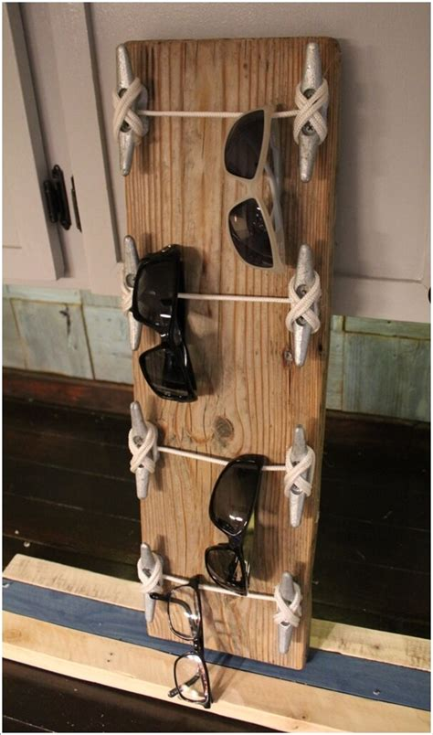cool ideas  decorate  home  boat cleats