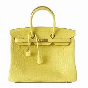 Hermes Tasche Birkin : hermes birkin bag 35cm matte yellow mimosa alligator gold hardware world 39 s best ~ A.2002-acura-tl-radio.info Haus und Dekorationen