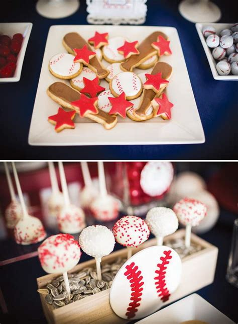 Baby Shower Baseball Theme Decorations - 40 baby shower decoration ideas hative