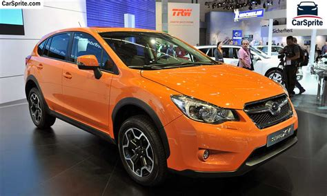 subaru cars prices subaru 2017 prices and specifications in egypt car sprite