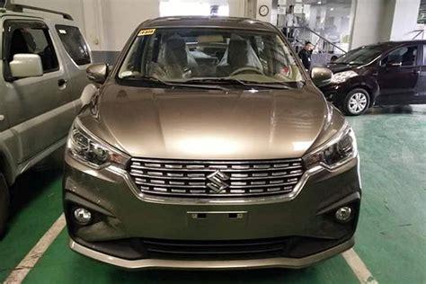 2019 Suzuki Ertiga by Updated Are These The 2019 Suzuki Ertiga S Specs And