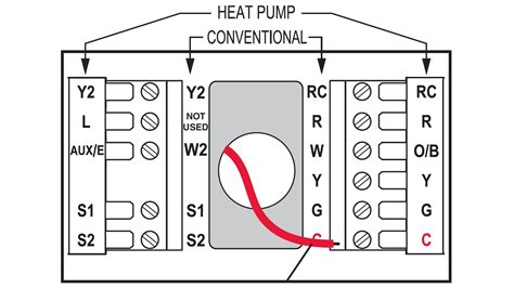 Furnace Thermostat Wiring Diagram by Tempstar Furnace Thermostat Wiring Wiring Library