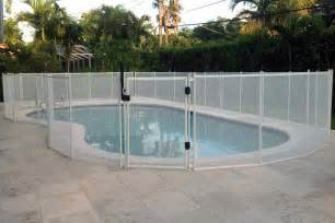 pools with fences pictures white swimming pool fences baby guard pool fence company