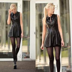 Faye S. - Style Moi Dress Unif The Reaper - Shake it like a bad girl | LOOKBOOK