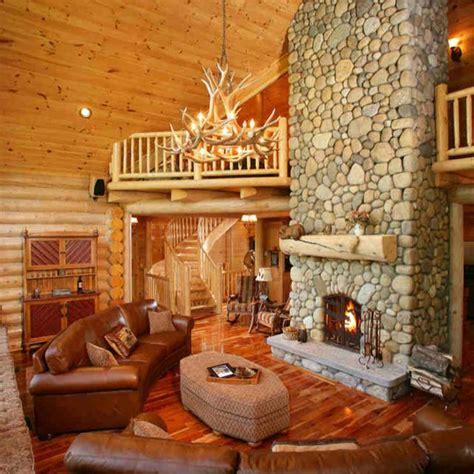 log cabin homes interior log cabin interior log cabin pinterest