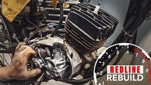 Two-stroke Engine Rebuild Time-lapse