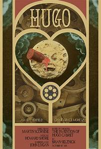 Hugo Movie Poster on Behance
