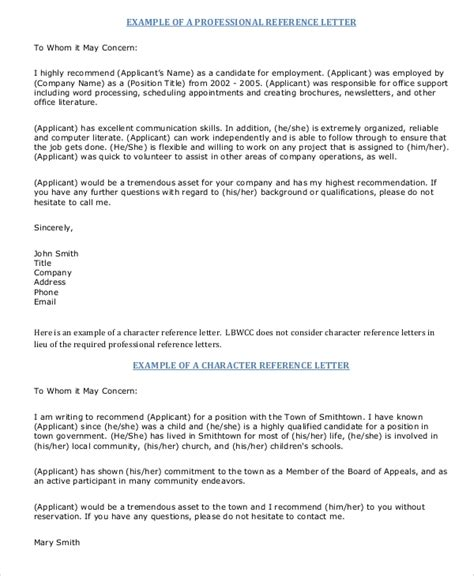 sample professional letter  documents   word